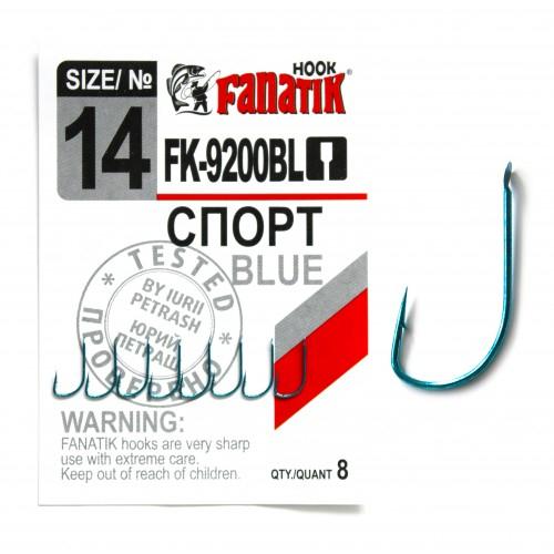 Fanatik FK-9200 SPORT blue
