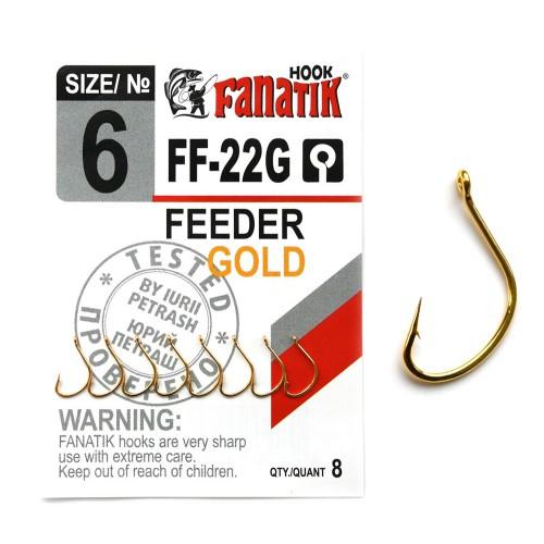 Fanatik FF-22 FEEDER GOLD